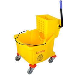Reflex Single Bucket Mop Trolley Dubai Uae Abu Dhabi