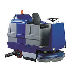 Ride On Scrubber Dryer Dubai Industrial Cleaning